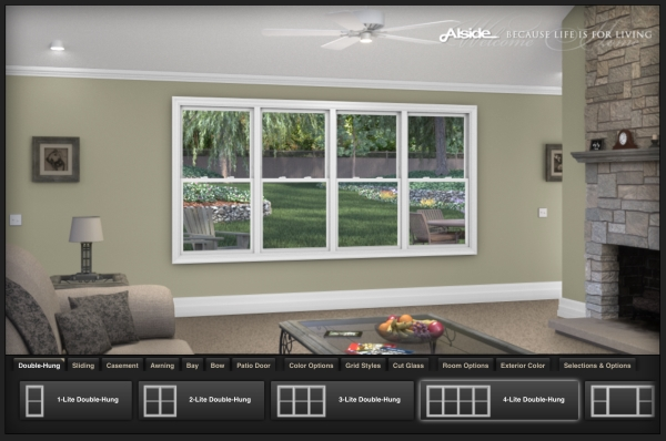 Virtual window designer showcase ultimate view windows for Virtual architect ultimate home design