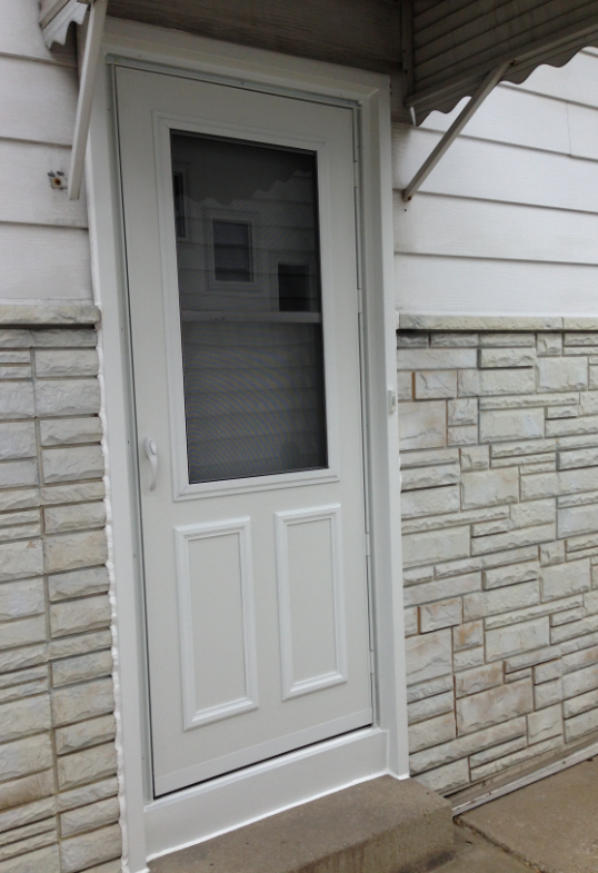 Storm Door Installation Contractor Downers Grove Il