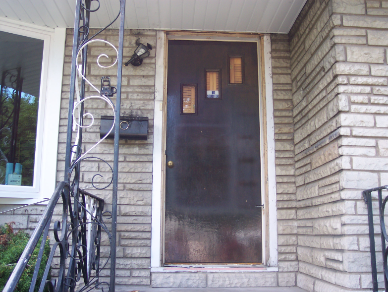 Storm Door Installation Contractor Naperville Il