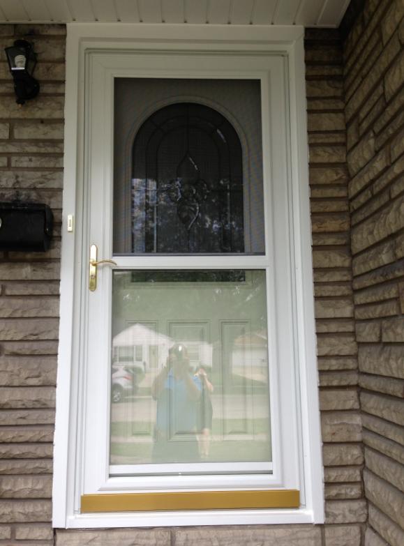 Storm Door Installation Contractor Naperville Il